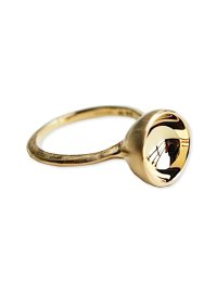 [GOLD] Utsuwa Ring