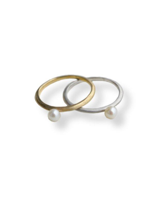 画像5: [GOLD] Pearl Ring
