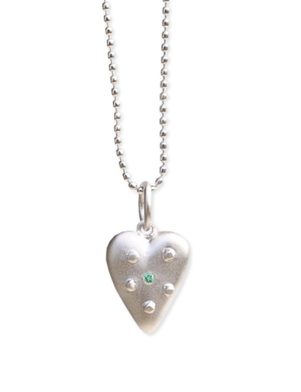 画像1: Heart Necklace