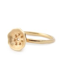 [GOLD] Flower Ring